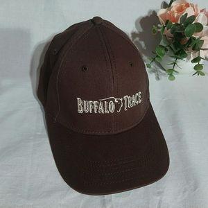Other - Buffalo Trace Bourbon Canvas Baseball Hat Cap